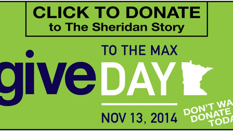 Help us raise $5,000 by November 13th!