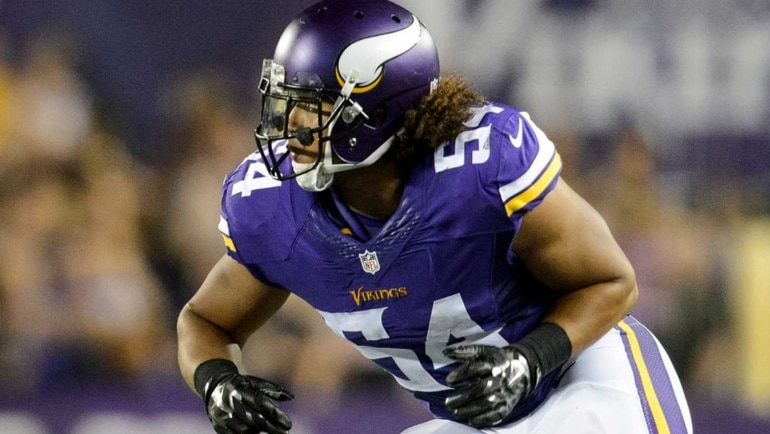 Sacks for Kids with Eric Kendricks of the MN Vikings